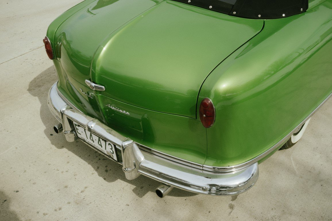 1951 Nash Rambler Airflyte Convertible NO RESERVE For Sale by Auction (picture 6 of 6)