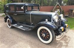 1931 Eight-90 Series - Barons, Tuesday 4th June 2019 For Sale by Auction