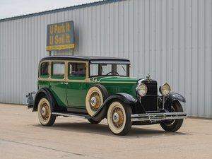1930 Nash 490 Sedan For Sale by Auction