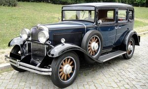 Nash Eight Sedan - 1930 For Sale