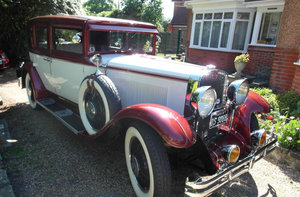 Picture of 1930 Ambassador 8 4 Door Sedan - Barons Tuesday 16th July 2019 SOLD by Auction