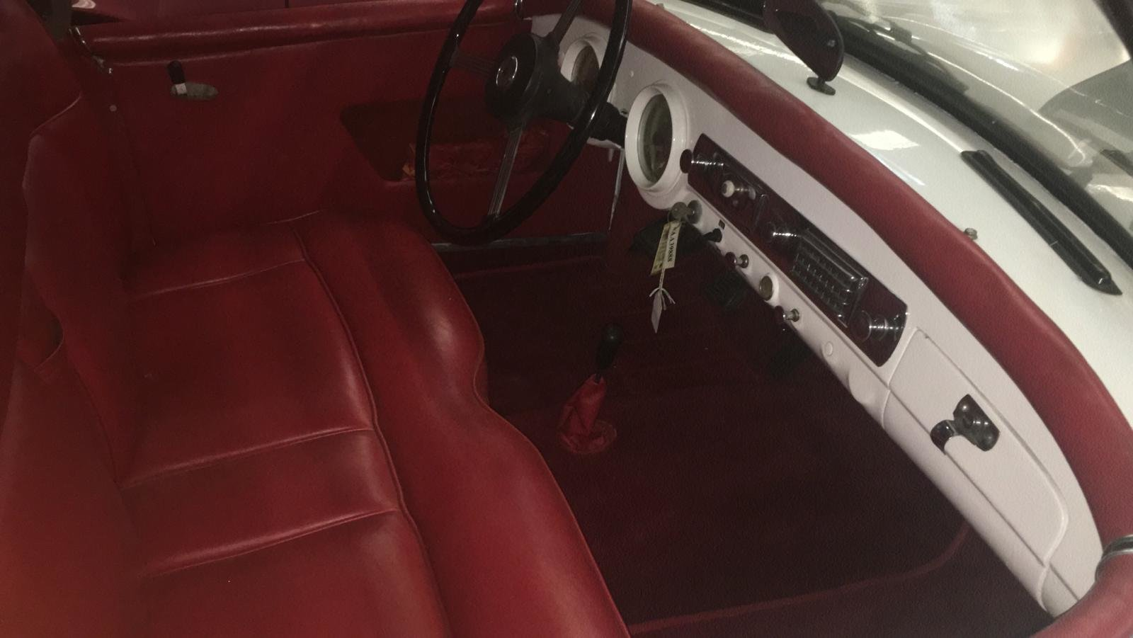 1953 REDUCED - NASH-HEALEY ROADSTER IN AUSTRIA For Sale (picture 4 of 6)