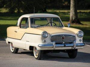 1959 Nash Metropolitan Coupe
