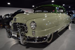 1950 Nash Statesman Airflyte For Sale