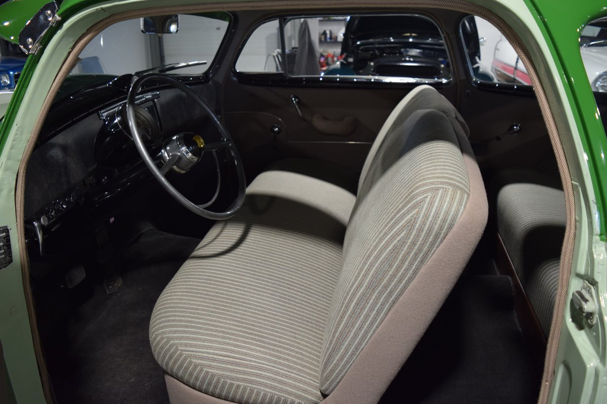 1950 Nash Statesman Airflyte For Sale (picture 2 of 6)