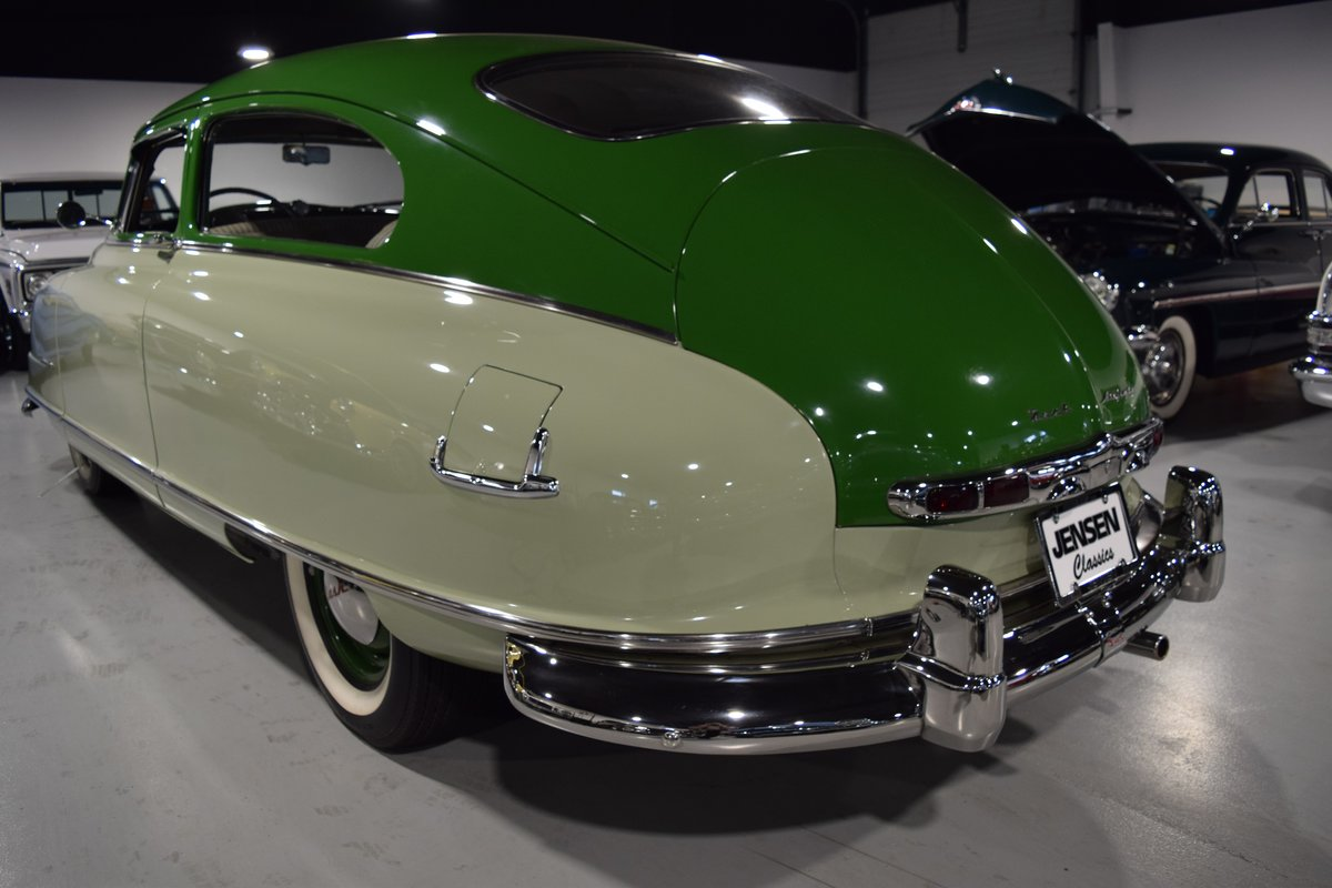 1950 Nash Statesman Airflyte For Sale (picture 4 of 6)
