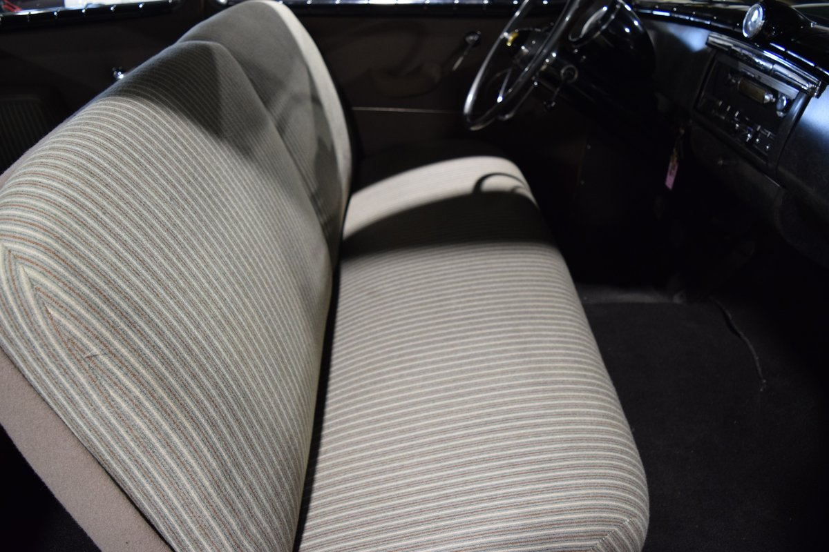 1950 Nash Statesman Airflyte For Sale (picture 5 of 6)