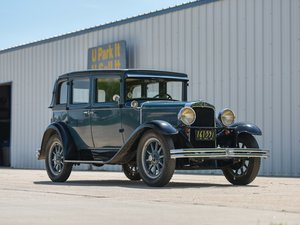 1929 Nash Series 420 Standard Six Landau Sedan  For Sale by Auction