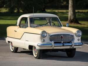 1959 Nash Metropolitan Coupe  For Sale by Auction