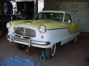1959 Metropoltan Coupe lhd automatic  reg.791 XVD For Sale