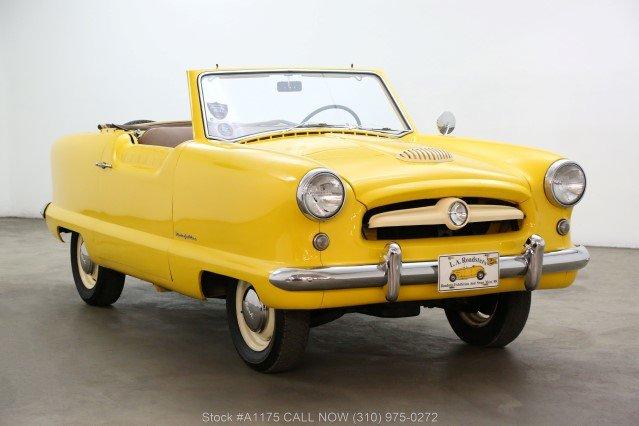 1954 Nash Metropolitan Convertible For Sale (picture 1 of 6)