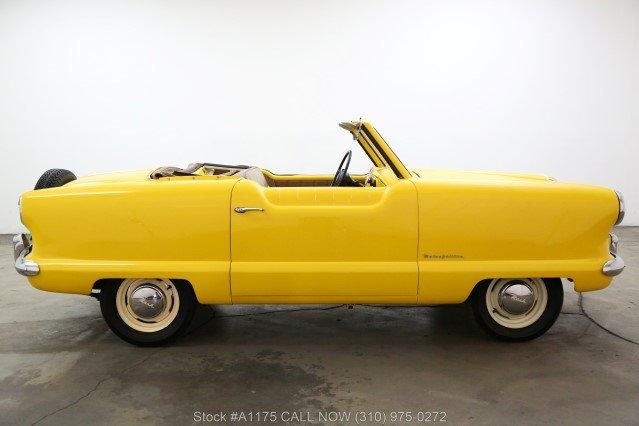 1954 Nash Metropolitan Convertible For Sale (picture 2 of 6)