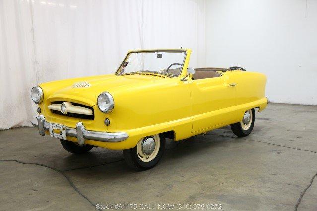 1954 Nash Metropolitan Convertible For Sale (picture 3 of 6)