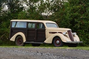 1947 Nash Woody Estate For Sale by Auction