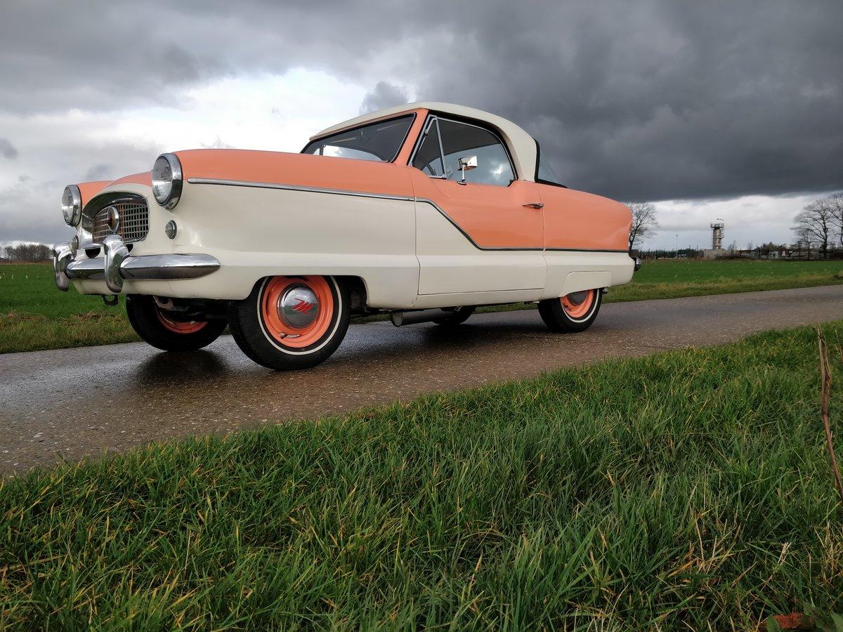 1961 Nash (Austin) Metropolitan LHD '61 SOLD (picture 1 of 6)