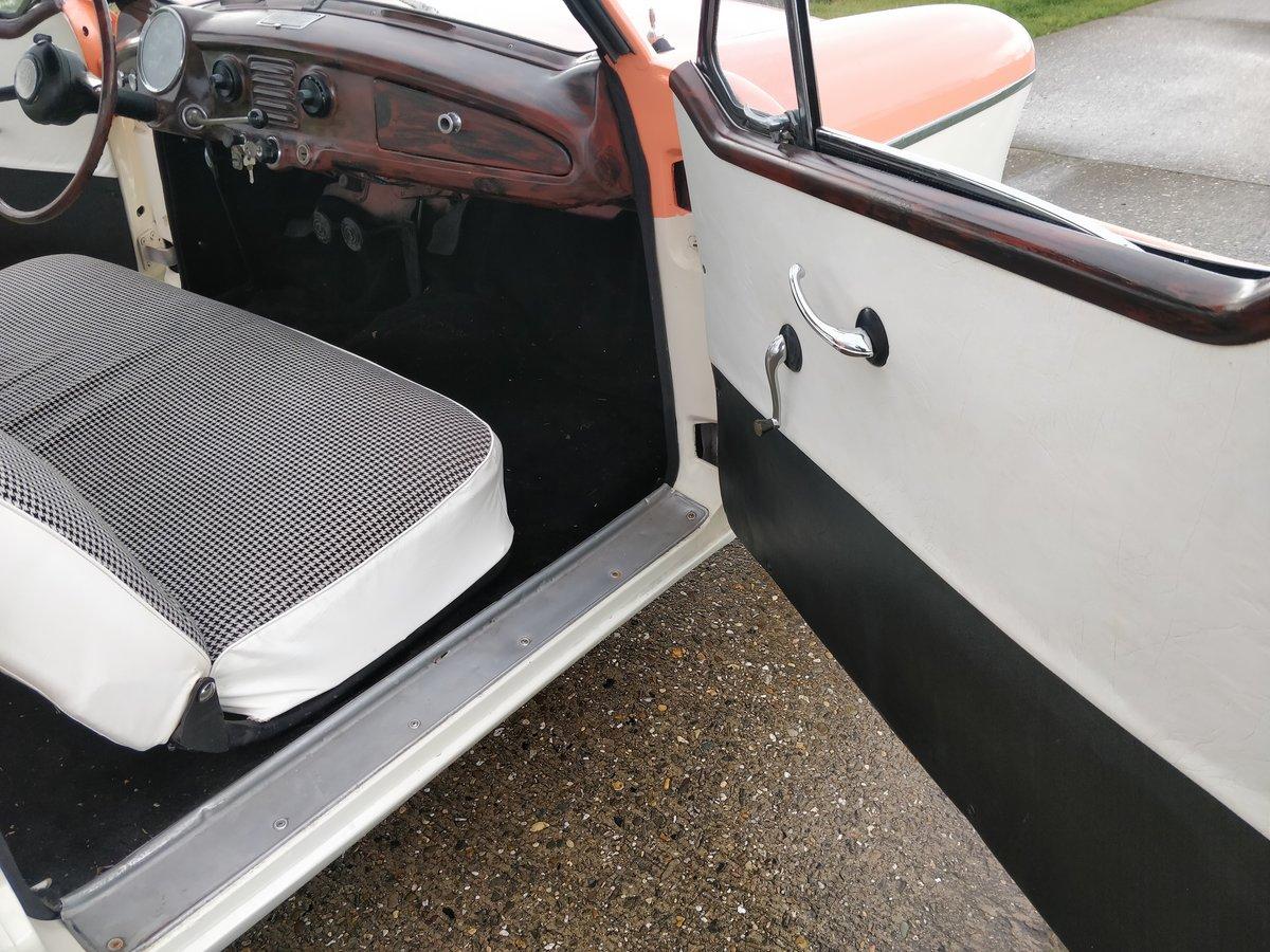 1961 Nash (Austin) Metropolitan LHD '61 SOLD (picture 5 of 6)