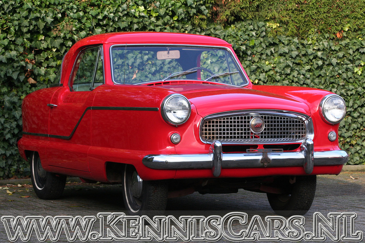 Nash Metropolitan Coupe 1963 Austin engine For Sale (picture 1 of 6)