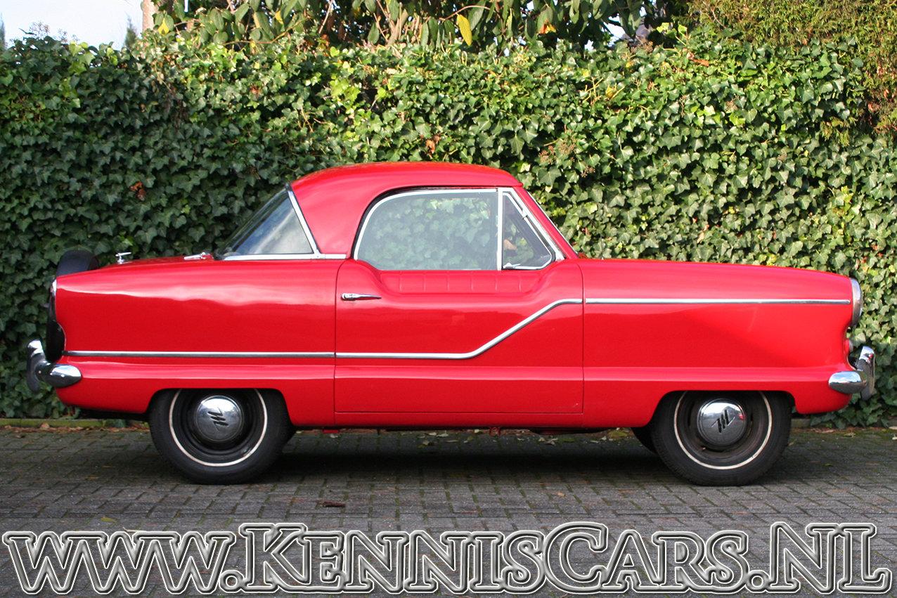 Nash Metropolitan Coupe 1963 Austin engine For Sale (picture 2 of 6)