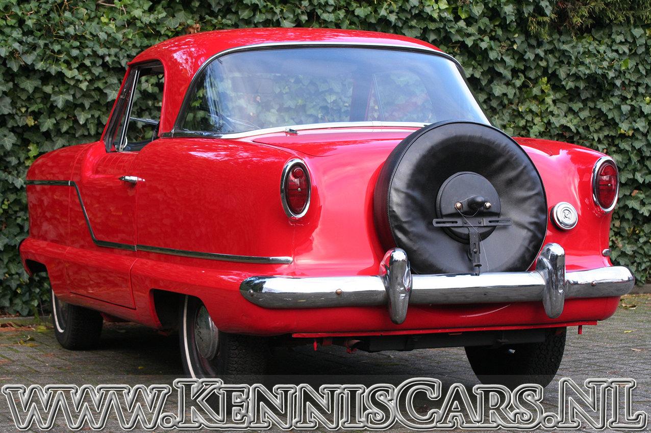 Nash Metropolitan Coupe 1963 Austin engine For Sale (picture 4 of 6)
