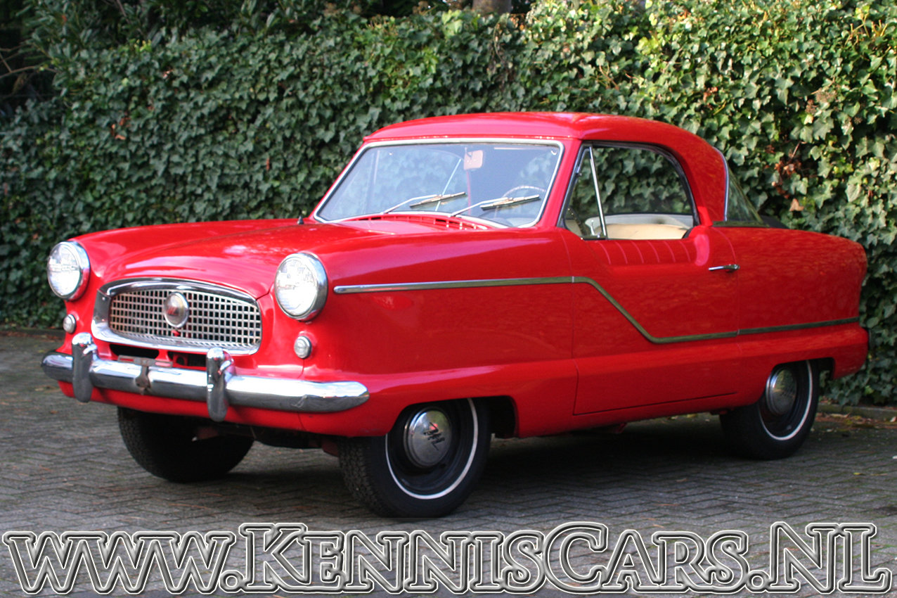 Nash Metropolitan Coupe 1963 Austin engine For Sale (picture 6 of 6)