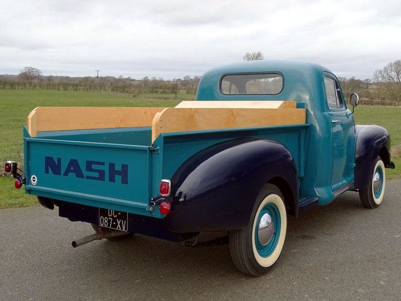A unique 1946 Nash P1 Pickup SOLD (picture 3 of 6)