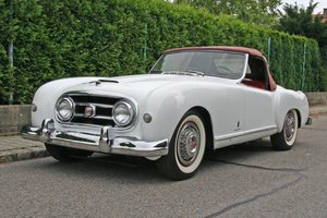 Picture of 1953 NASH HEALEY ROADSTER 1 of 160