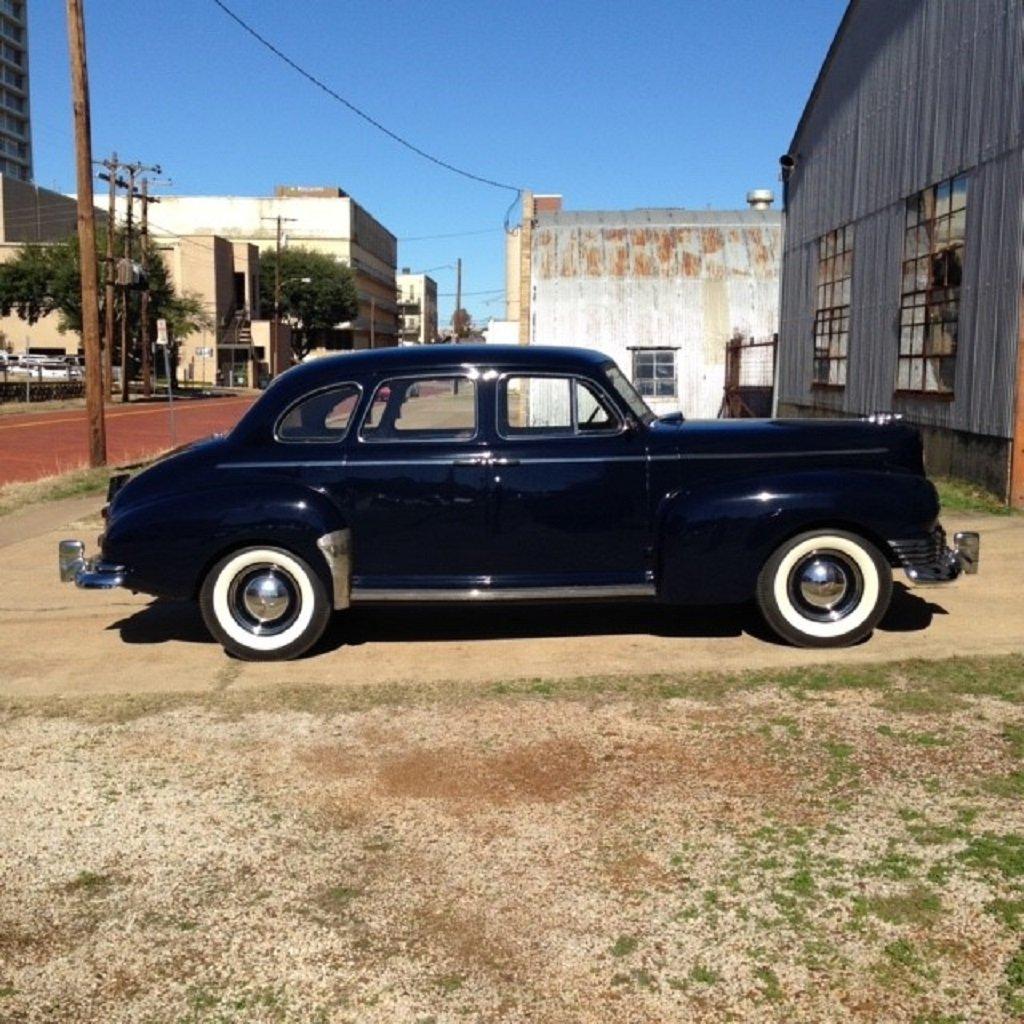 1947 Nash Ambassador 4DR Sedan For Sale (picture 4 of 6)