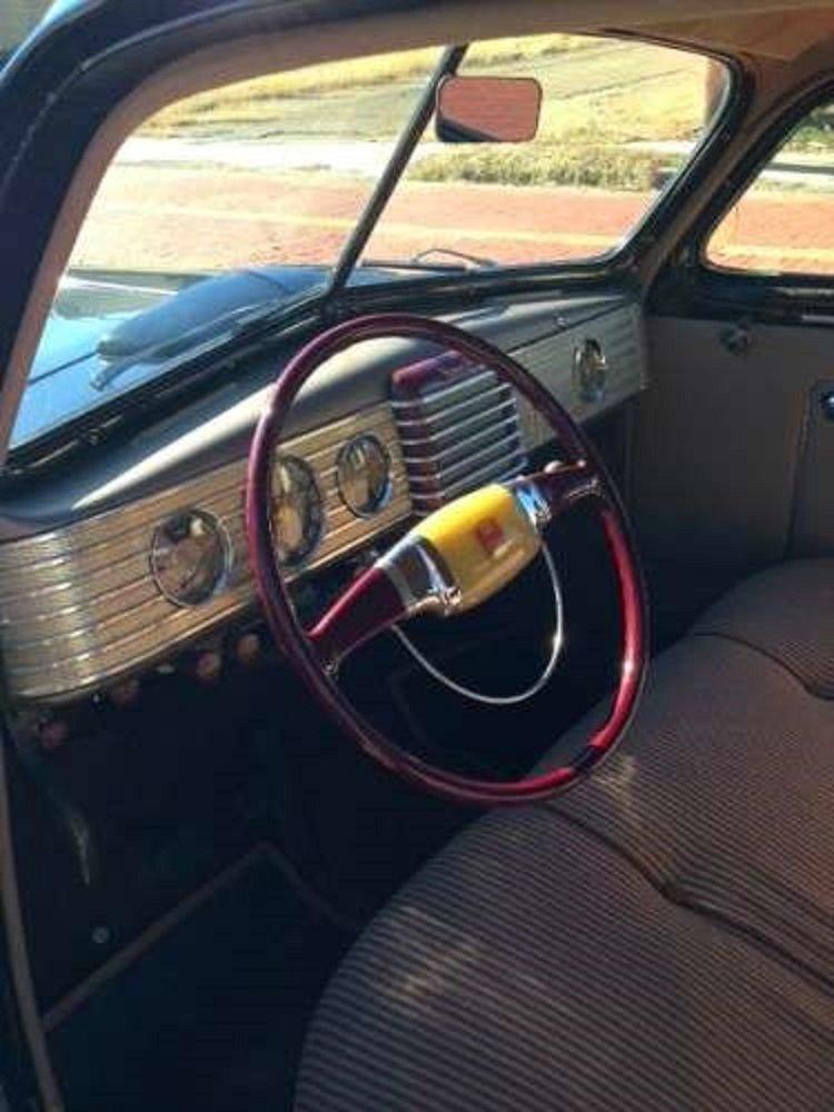 1947 Nash Ambassador 4DR Sedan For Sale (picture 5 of 6)