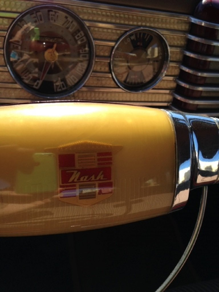 1947 Nash Ambassador 4DR Sedan For Sale (picture 6 of 6)
