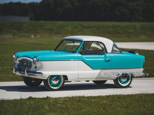 Picture of 1957 Nash Metropolitan Coupe