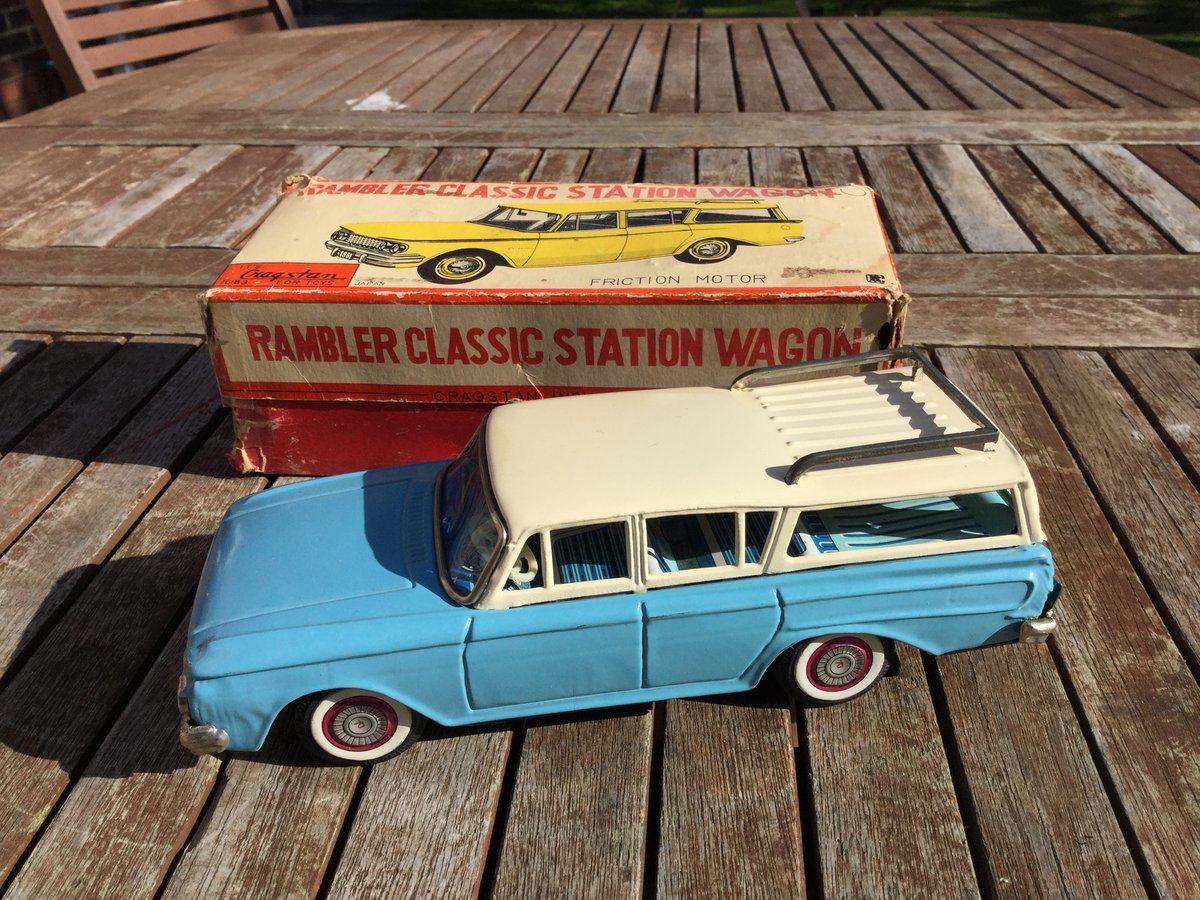 Tinplate has Rambler For Sale (picture 1 of 5)