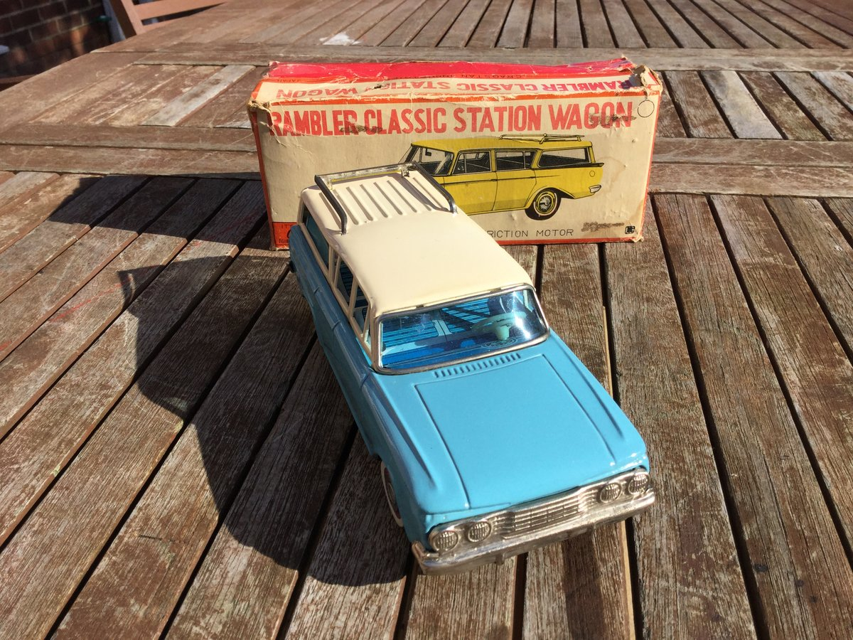 Tinplate has Rambler For Sale (picture 2 of 5)