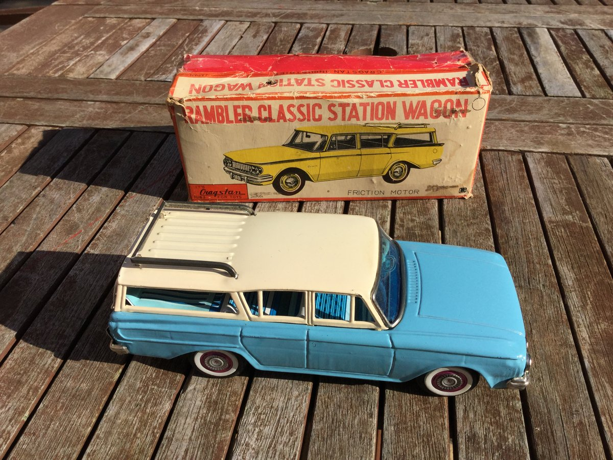 Tinplate has Rambler For Sale (picture 3 of 5)