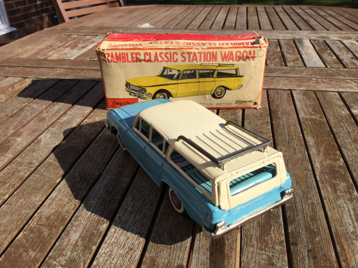 Tinplate has Rambler For Sale (picture 4 of 5)