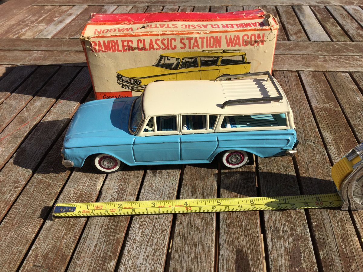 Tinplate has Rambler For Sale (picture 5 of 5)