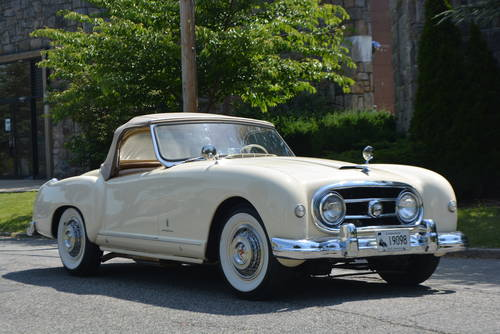 1953 Nash Healey Roadster For Sale (picture 1 of 5)