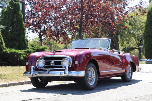 1952 Nash Healey Cabriolet For Sale (picture 1 of 5)