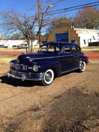 1947 Nash Ambassador 4DR Sedan For Sale (picture 2 of 5)