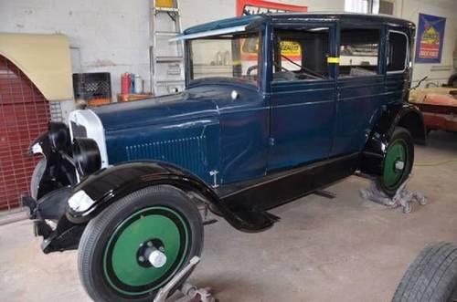 1925 Nash Ajax Advance Six Sedan For Sale (picture 1 of 5)
