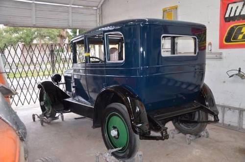 1925 Nash Ajax Advance Six Sedan For Sale (picture 2 of 5)