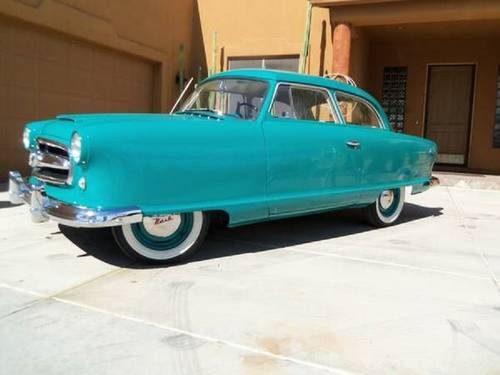1954 Nash Airflyte 2DR For Sale (picture 2 of 6)