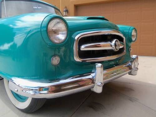 1954 Nash Airflyte 2DR For Sale (picture 3 of 6)