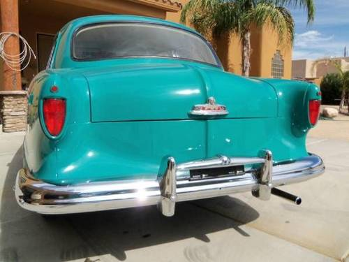 1954 Nash Airflyte 2DR For Sale (picture 4 of 6)
