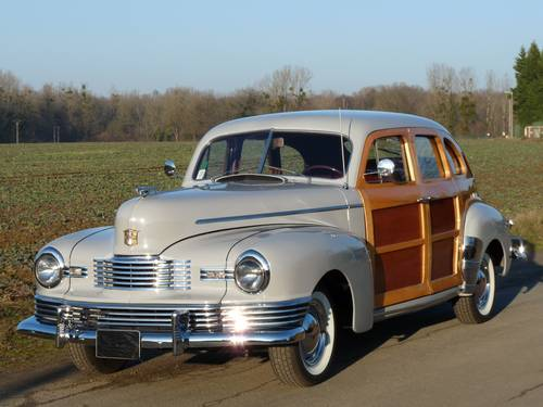 1947 Nash Ambassador Suburban For Sale (picture 1 of 6)