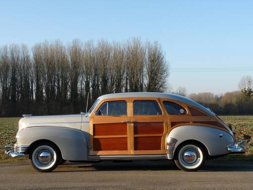 1947 Nash Ambassador Suburban For Sale (picture 2 of 6)