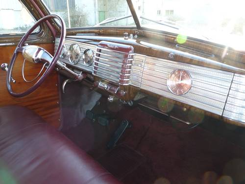 1947 Nash Ambassador Suburban For Sale (picture 3 of 6)