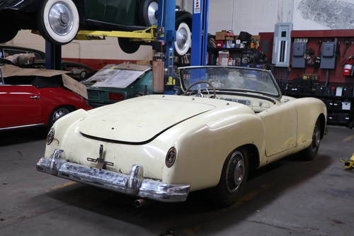 1953 Nash Healey Roadster  For Sale (picture 2 of 5)