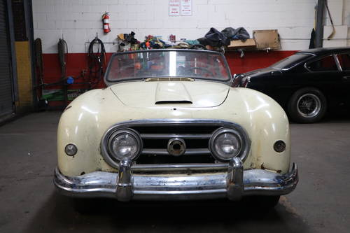 1953 Nash Healey Roadster  For Sale (picture 3 of 5)