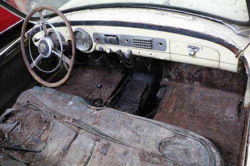 1953 Nash Healey Roadster  For Sale (picture 4 of 5)