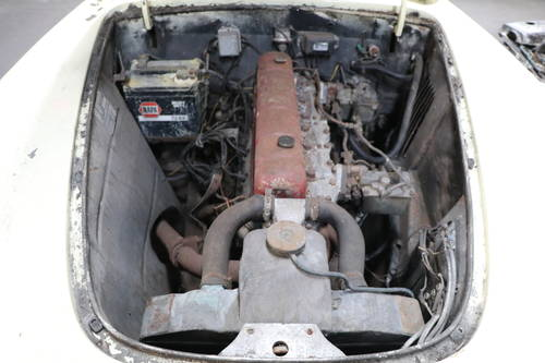 1953 Nash Healey Roadster  For Sale (picture 5 of 5)